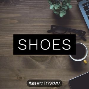 Shoes - Section